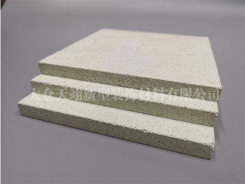 竹纤维高密度玻镁墙板